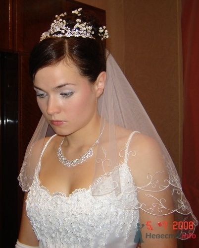 Стильный, красивый образ для невесты  - это моя работа. - фото 7367 Парикмахер и стилист-визажист - Елена Иванова