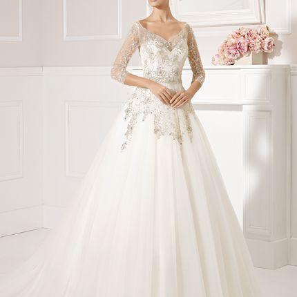 Свадебное платье Quanti