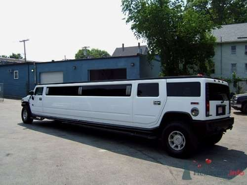 Hummer-03 - фото 1415 Limo-Olimp - аренда лимузина