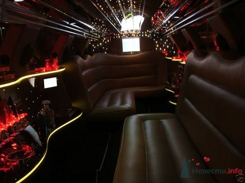 LincolnTowncar-салон-03 - фото 1437 Limo-Olimp - аренда лимузина