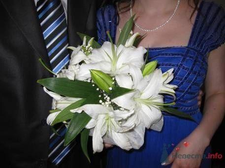 Букет невесты. 13.06.2009 - фото 27106 фишка
