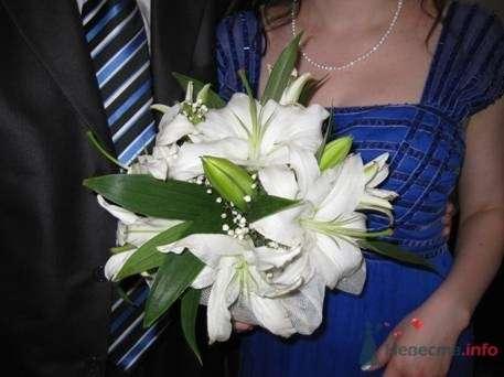 Букет невесты. 13.06.2009 - фото 27106 Невеста01