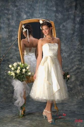 """Модель """"Флоранс"""" - фото 15786 Невеста01"""