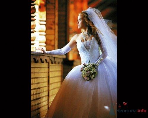 Фото 13318 в коллекции самые счастливые невесты!!!!!!