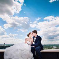 свадьба на крыше. фото Таня Якуб