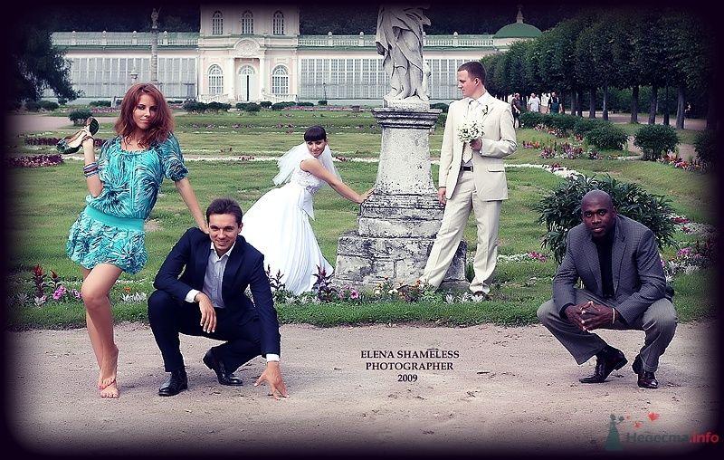 Фото 38425 в коллекции Свадебные фото - shameless