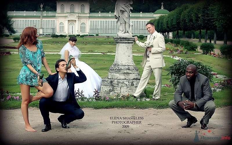 Фото 38435 в коллекции Свадебные фото - shameless