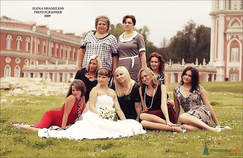 Фото 38478 в коллекции Свадебные фото - shameless