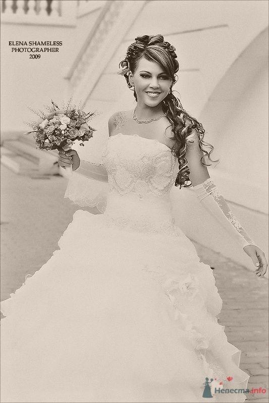 Фото 38481 в коллекции Свадебные фото - shameless