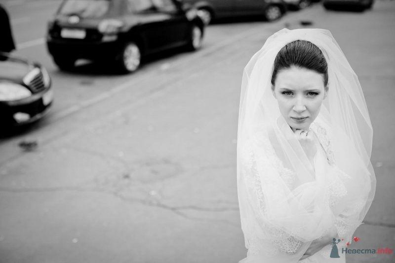 Утонченный лик будущей молодой жены превосходно подчеркивает прическа - фото 53711 ларина т