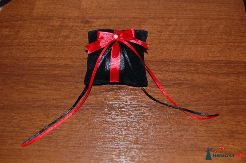 подушечка для колец от Аси - фото 104714 Julka