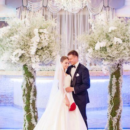 Оформление свадебного торжества