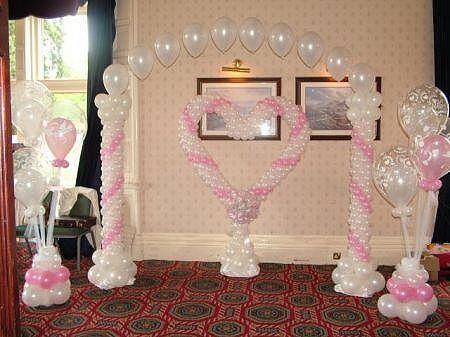 Фото 1007729 в коллекции Оформление залов воздушными шарами - Праздник-проказник - проведение свадьбы