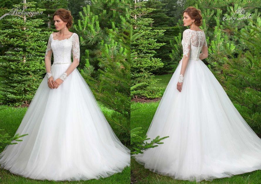"Фото 8119360 в коллекции Lady White - Beauty of your name - Студия свадебного платья ""Облако любви"""