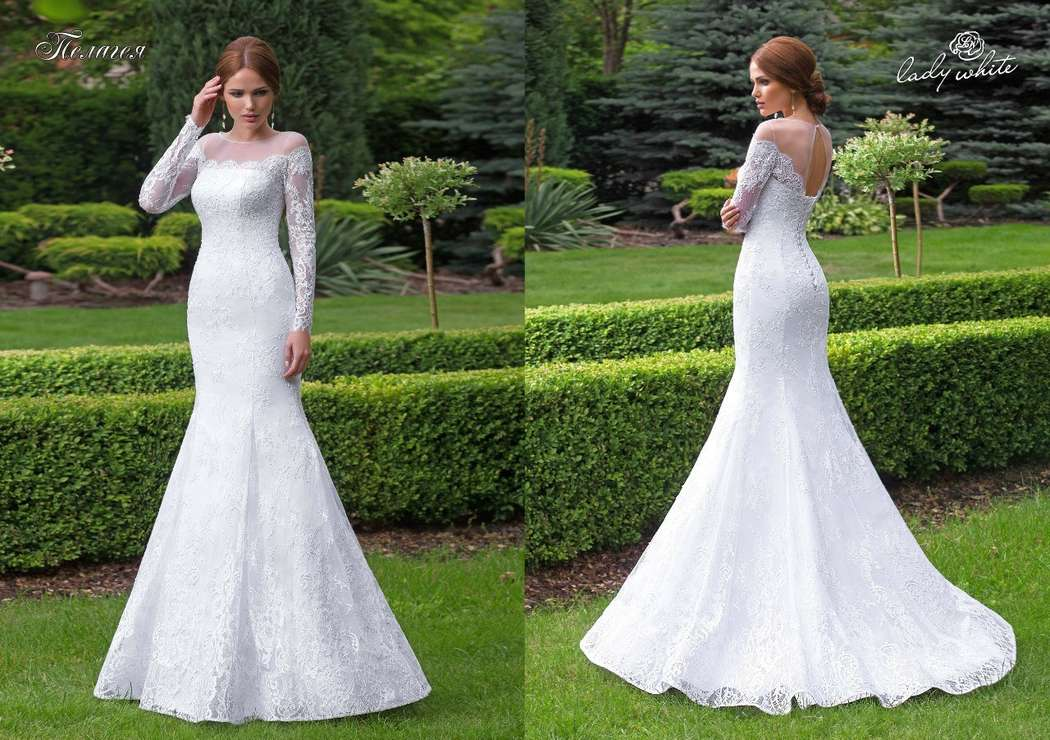 "Фото 8119436 в коллекции Lady White - Beauty of your name - Студия свадебного платья ""Облако любви"""