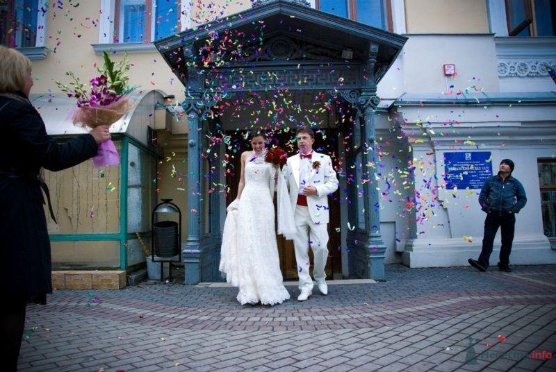 Фото 48755 в коллекции Наша Свадьба - фотографии Ксении Андреевой - katsonya