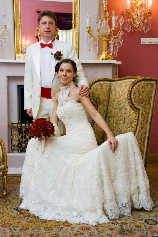 Фото 48760 в коллекции Наша Свадьба - фотографии Ксении Андреевой - katsonya