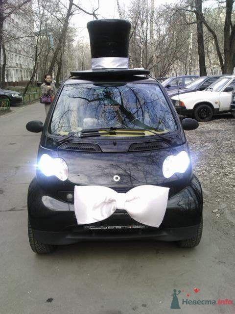 Жених - фото 40827 Smartnaprokat - свадебный кортеж