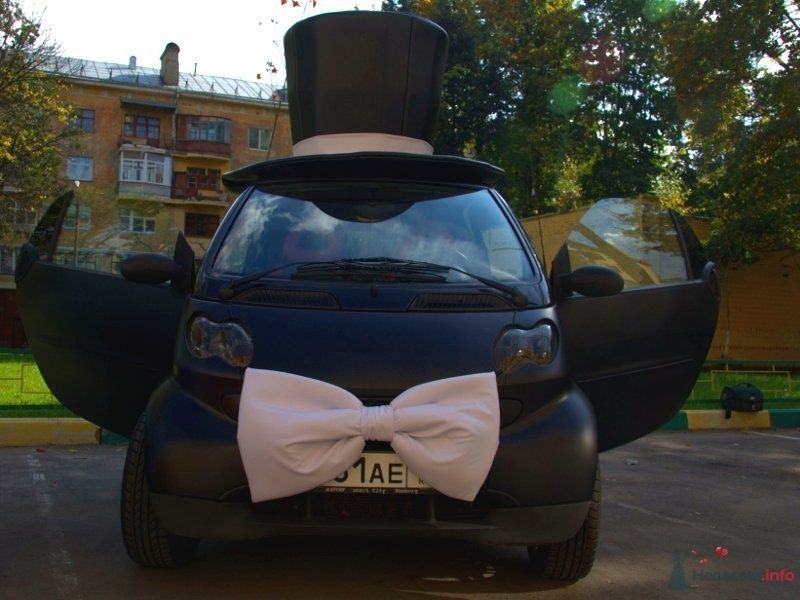 Фото 42373 в коллекции Ваша свадьба может выглядеть так... - Smartnaprokat - свадебный кортеж