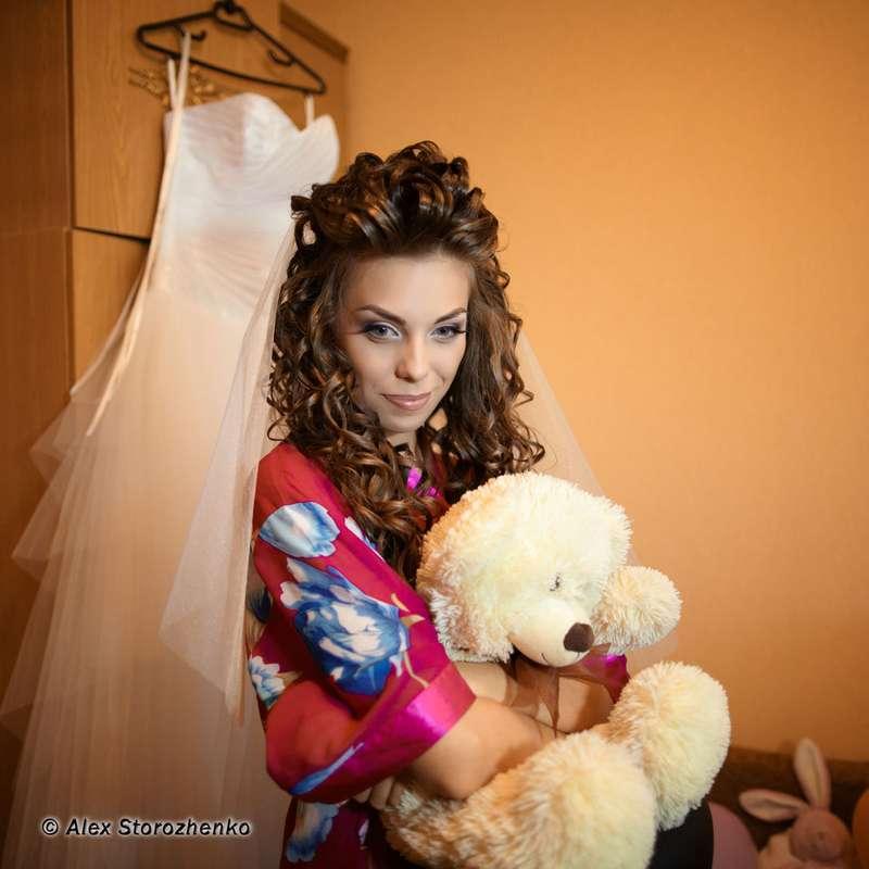 Фото 595186 в коллекции Свадебные фото - Фотограф Alex Storozhenko