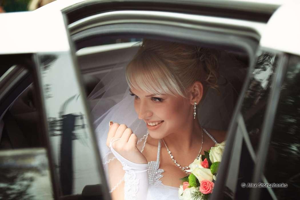 Фото 835219 в коллекции Свадебные фото - Фотограф Alex Storozhenko