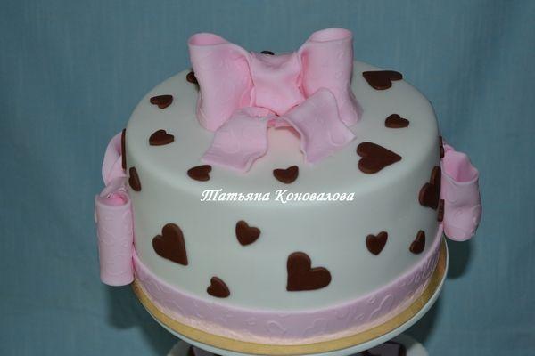 """Фото 1506049 в коллекции Мои свадебные торты - Студия торта """"Сахарная пудра"""""""