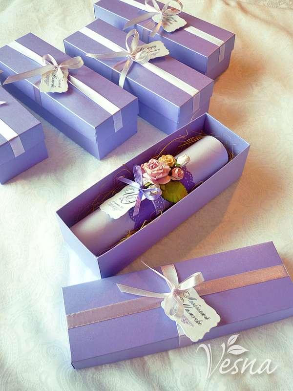 Фото 2459463 в коллекции Приглашения - Vesna-Art - аксессуары для свадьбы