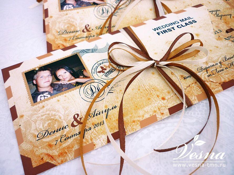 Фото 10532386 в коллекции Портфолио - Vesna-Art - аксессуары для свадьбы