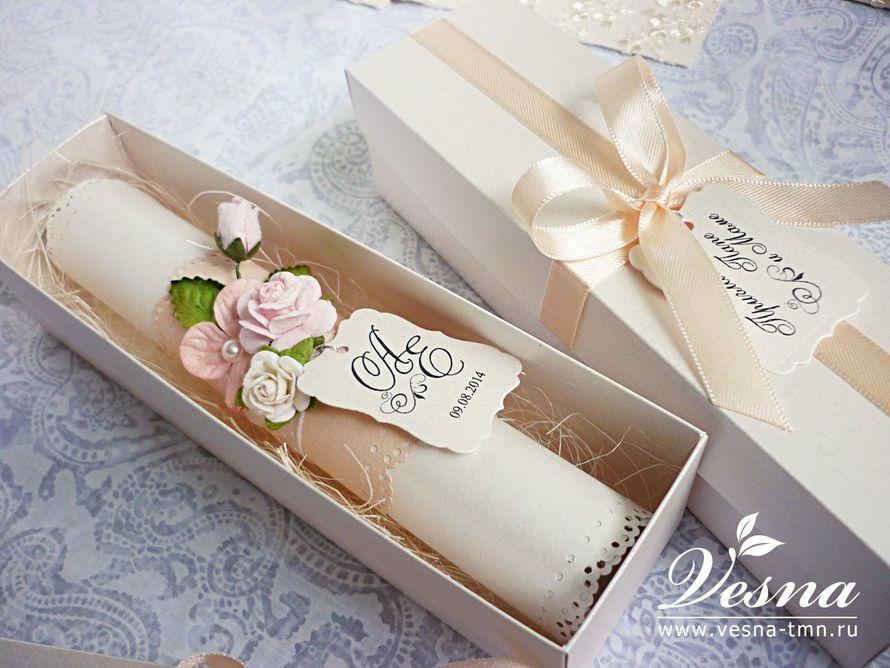 Фото 10532438 в коллекции Портфолио - Vesna-Art - аксессуары для свадьбы