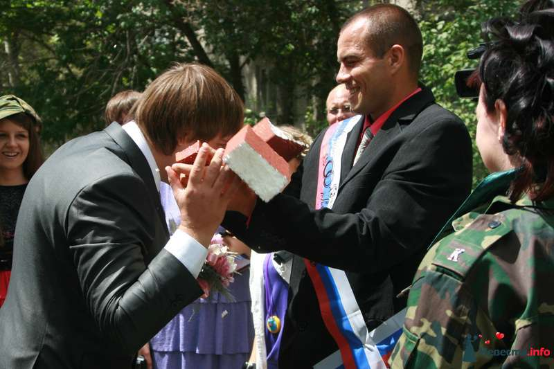 Фото 120326 в коллекции День свадьбы - Собчуля