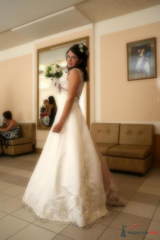 Фото 42168 в коллекции продаю свадебное платье - dariaerl