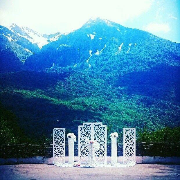 выездная регистрация в горах - фото 15719186 Ведущая Светлана Шрайнер