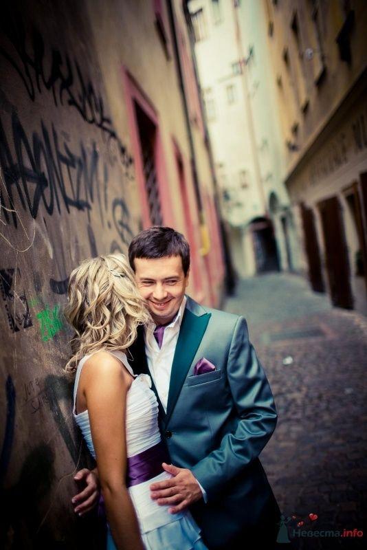 Фото 44375 в коллекции Prague Wedding - Yulana