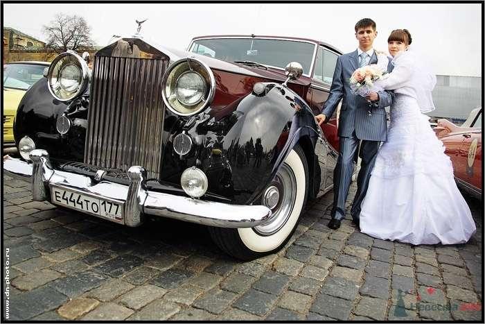Свадебный автомобиль в стиле ретро - фото 44114 Дмитрий Наумов - фотограф