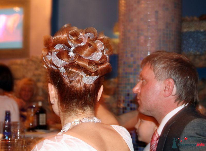свадебная причёска на коротких волосах - фото 104630 Свадебный стилист Татьяна Мартынова