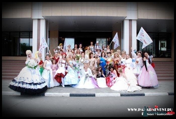 парад невест в Коломне - фото 104638 Свадебный стилист Татьяна Мартынова