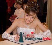 свадебная причёска из волос средней длинны - фото 123361 Свадебный стилист Татьяна Мартынова