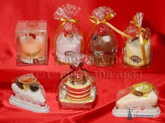 Фото 53242 в коллекции Бомбоньерки и подарки для гостей