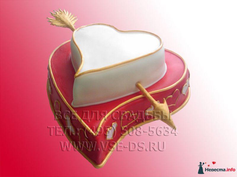 """Фото 99336 в коллекции Свадебные торты - """"Все для свадьбы"""" - салон аксессуаров и услуг"""