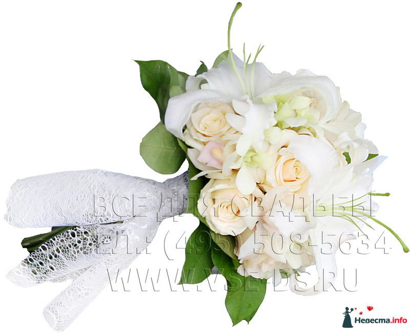 """Букет №26 - фото 109885 """"Все для свадьбы"""" - салон аксессуаров и услуг"""