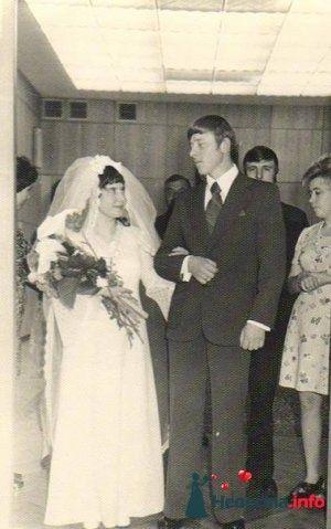 Фото 91095 в коллекции Мы тоже были невестами!