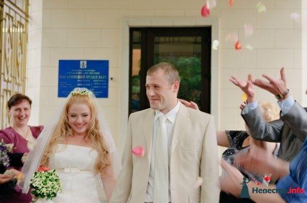 Фото 120088 в коллекции Мы тоже были невестами!