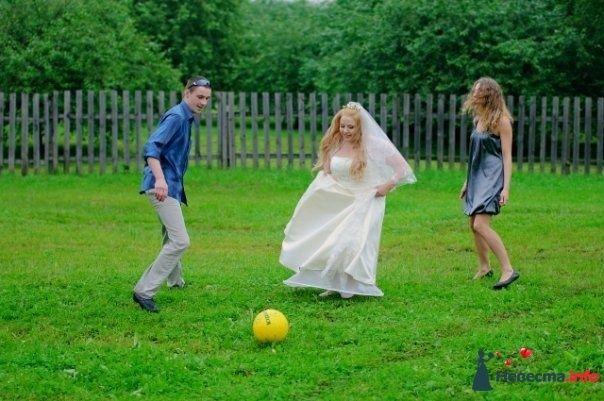 Фото 120104 в коллекции Мы тоже были невестами! - Ведущая Власова Дарья