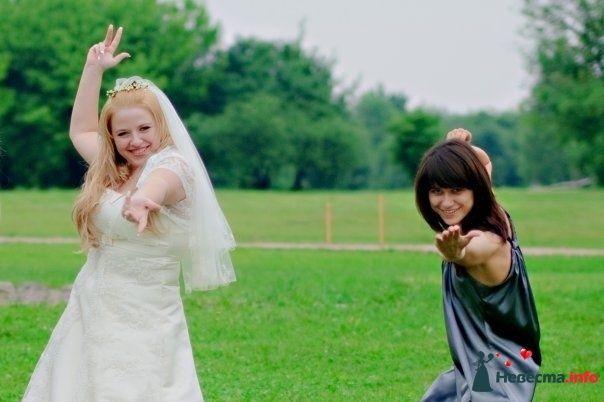Фото 120135 в коллекции Мы тоже были невестами!