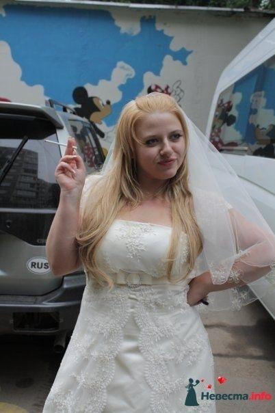 Фото 120203 в коллекции Мы тоже были невестами! - Ведущая Власова Дарья