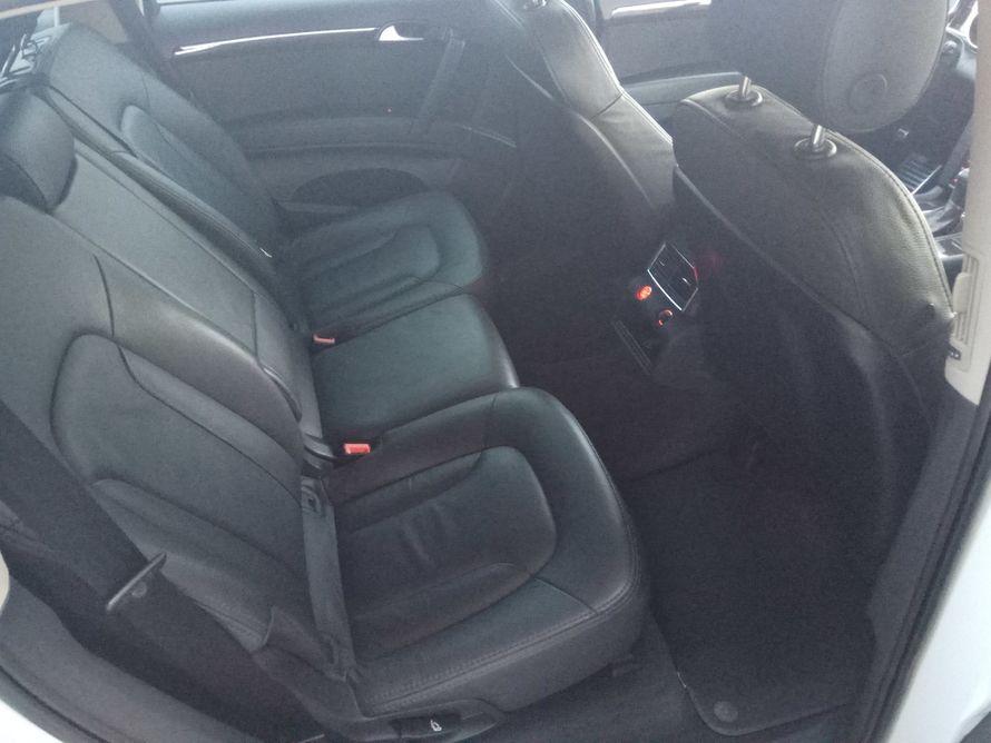 Фото 15839528 в коллекции AUDI Q7 - Audi Q7 - аренда авто