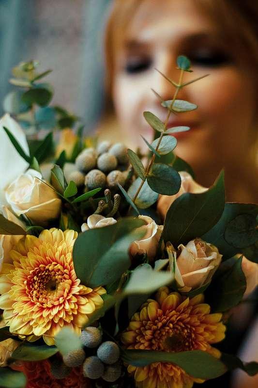 Фото 17019920 в коллекции букет для Сони - Флорист Anna Zverkova