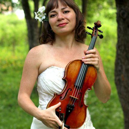 Выступление со скрипкой