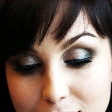 Вечерний, праздничный макияж
