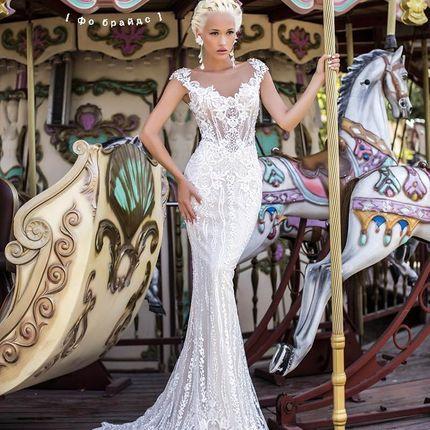 """Свадебное платье """"Лаванда"""""""